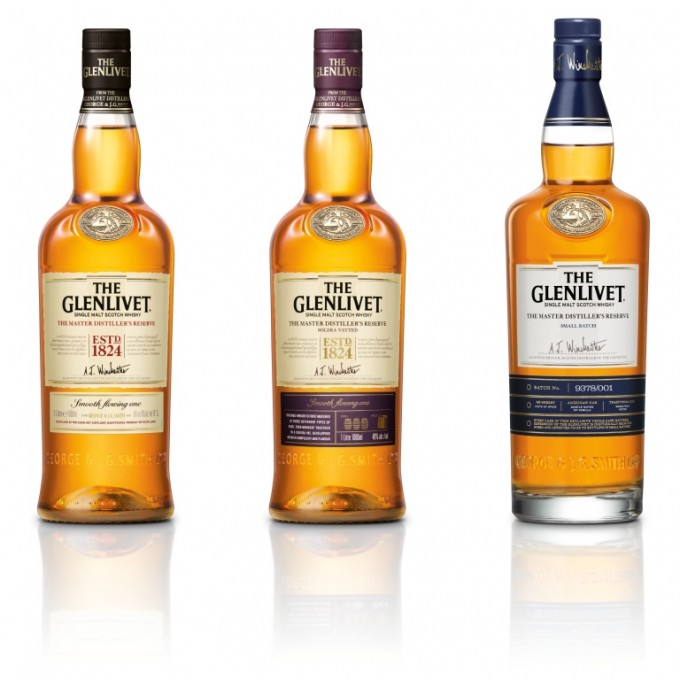 Meet The Glenlivet's new & exclusive duty free collection