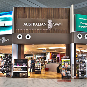 NEW STORE: Sydney Airport welcomes Australian Way
