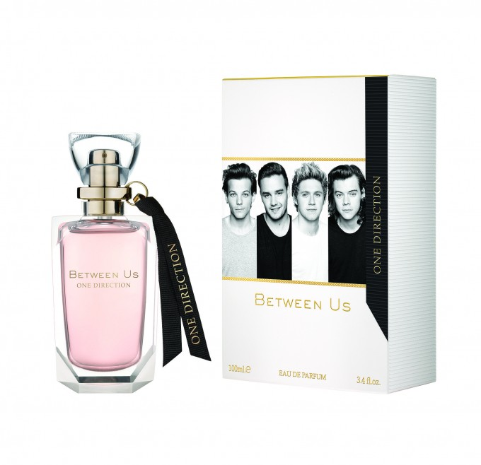One Direction launch new fragrance – Between Us