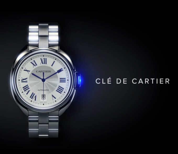 Cartier launches Clé de Cartier watch collection exclusively with DFS