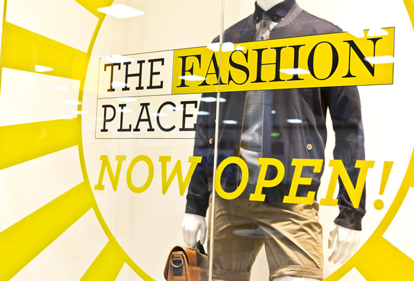 LOOK: Glasgow airport opens The Fashion Place