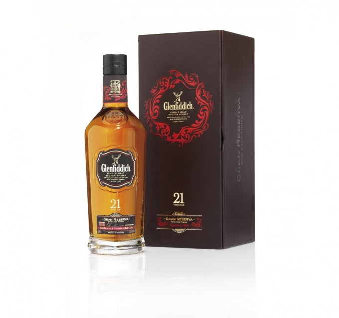 FIRST LOOK: Glenfiddich with a Caribbean Twist