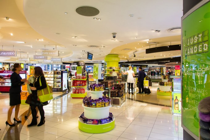 The Loop Duty Free opens at Auckland Airport