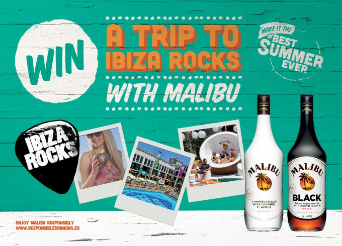 Malibu & Havana Club mix it up for Summer tour