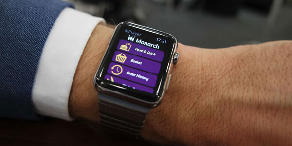 Monarch Airlines to offer inflight shopping on Apple Watch