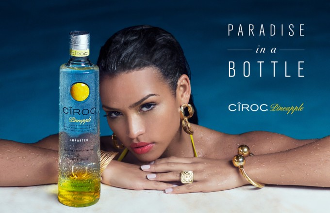 Ciroc Pineapple brings a taste of paradise to duty free