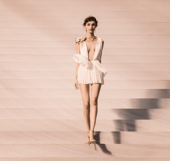 Paco Rabanne introduces Olympéa fragrance to the world