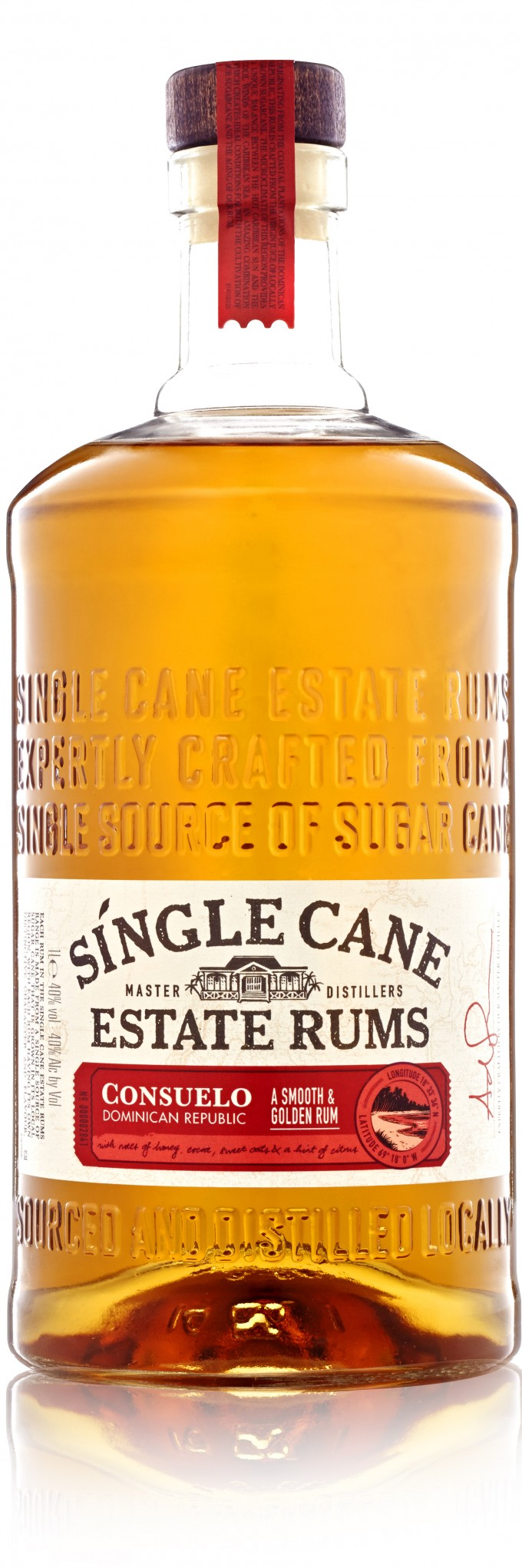 Single Cane Estate Rums get exclusive Heinemann duty free launch