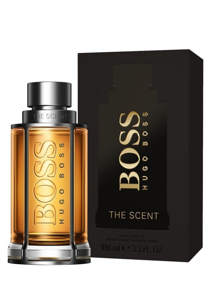 BOSS The Scent launches exclusively at Heinemann Duty Free