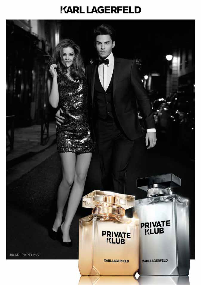 Join Karl Lagerfeld at his Private Klub
