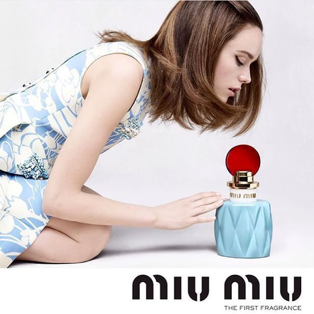 FIRST LOOK: Miu Miu The First Fragrance
