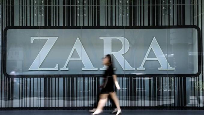 Zara dresses up for Singapore Changi opening