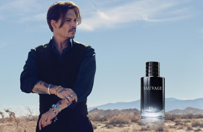Dior Sauvage fragrance with Johnny Depp – first images…