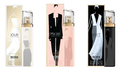 HUGO BOSS unveils Runway Editions trio; Combines Fashion with Fragrance