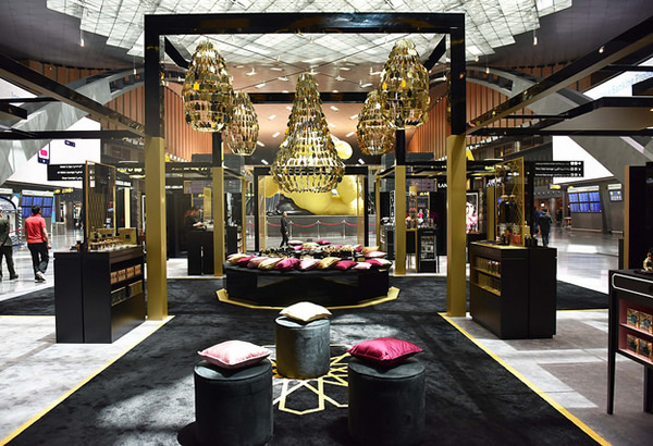 East meets West as L'Oréal showcases fragrances at Qatar Duty Free