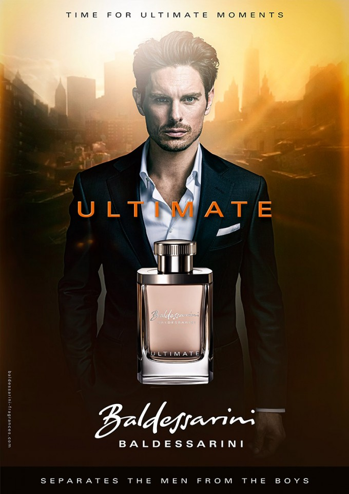 Baldessarini 'separates the men from the boys' with new scent