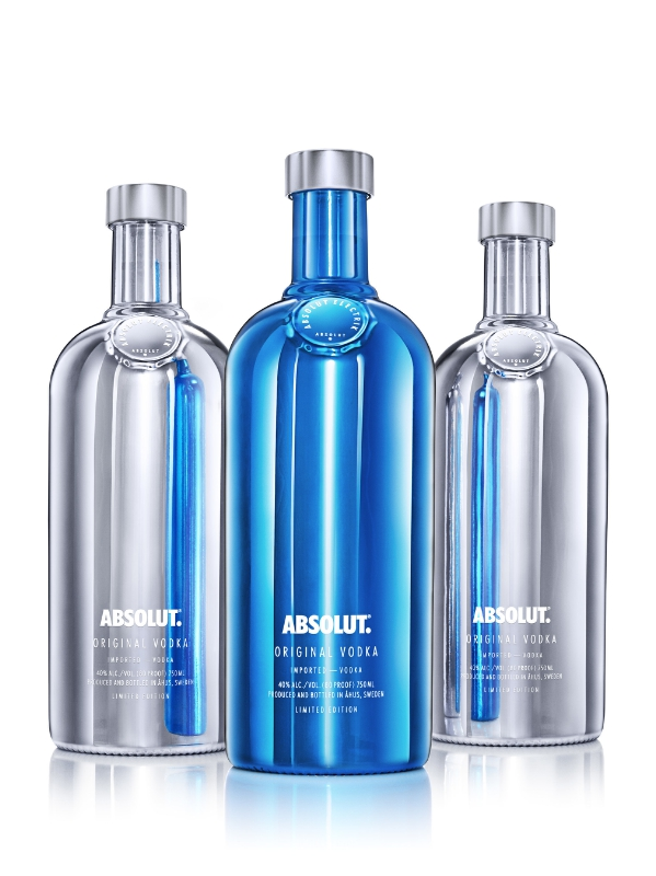 WOW: Absolut goes Electrik with limited editions