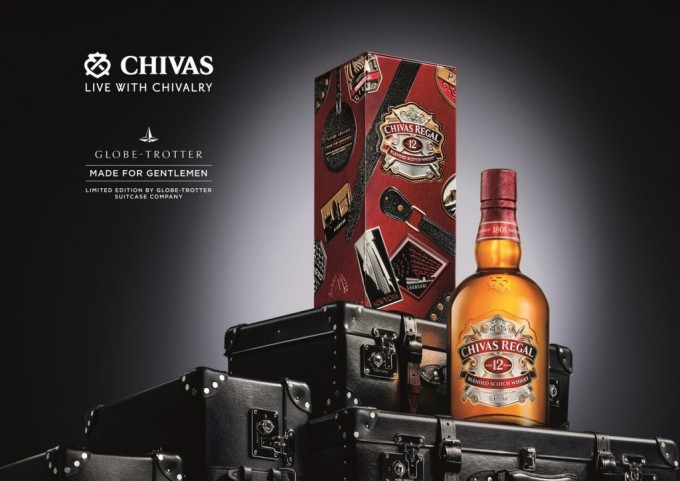 Chivas Regal reveals 'Made for Gentlemen' duty free edition