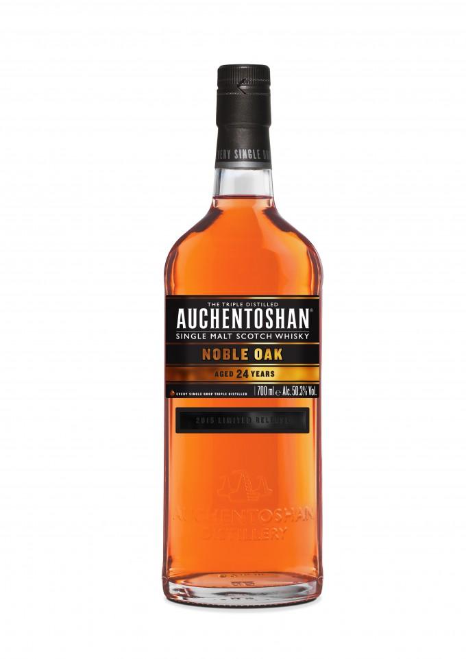 Duty Free Exclusive: Two new Auchentoshan malt whiskies unveiled