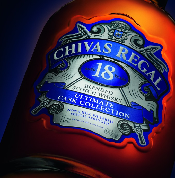 Chivas magnifies the senses with the launch of the Ultimate Cask Collection