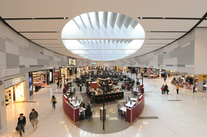 Sydney plans world's largest airport duty free store