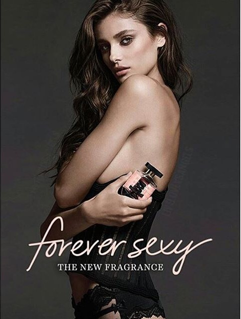 First Look: Victoria's Secret Forever Sexy