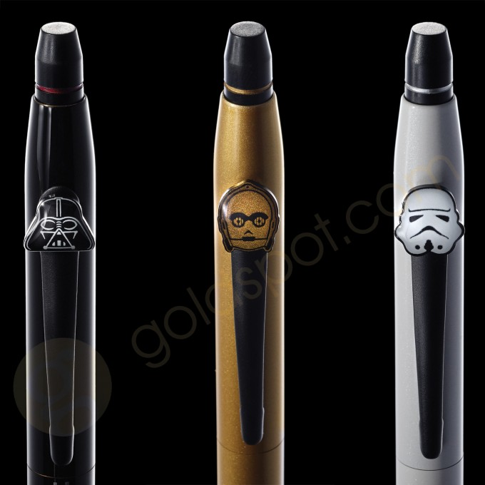 The Force is Strong as Cross unveils Star Wars pens