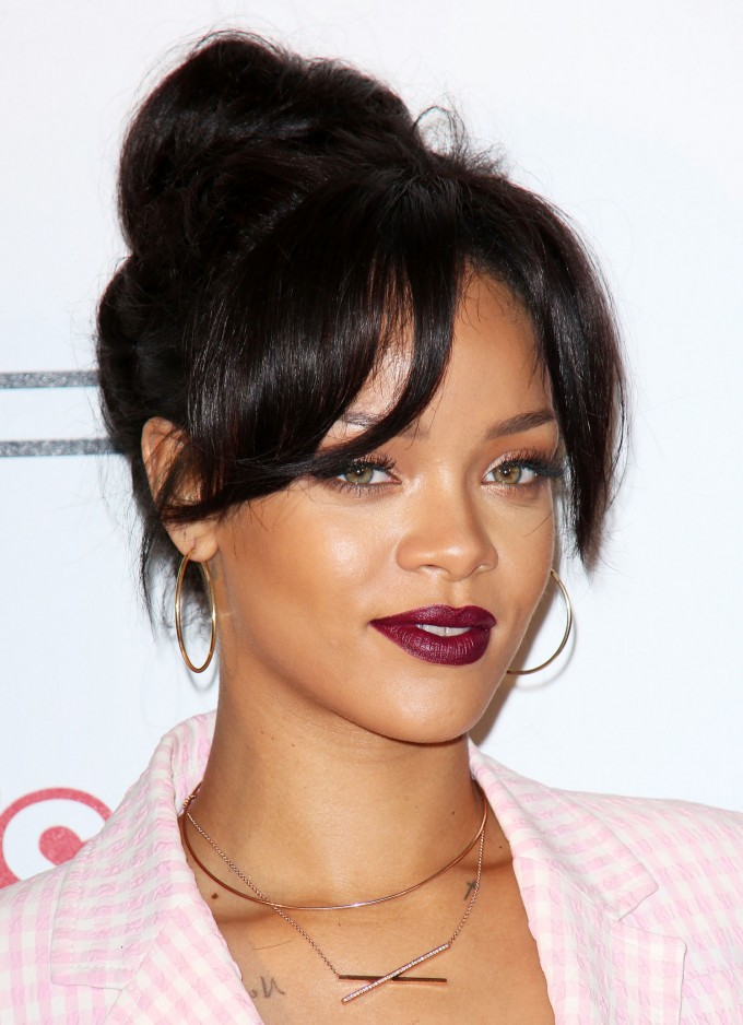 Rihanna confirms plans for 'Fenty' beauty collection