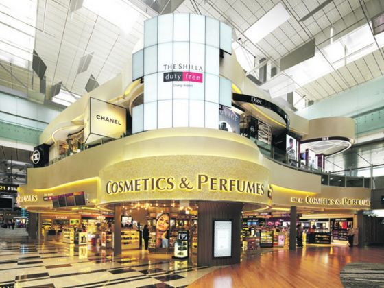 Beauty at the double as Changi opens duplex emporium