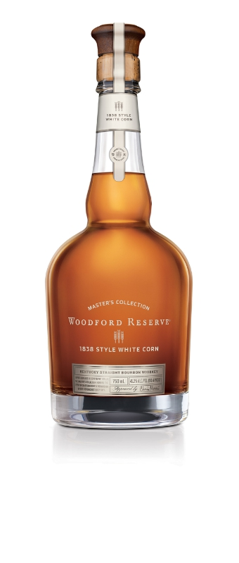 First Look: Woodford Reserve Master's Collection 1838 Style White Corn
