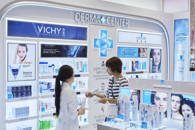 L'Oreal brings DermaCenter skincare concept to airports