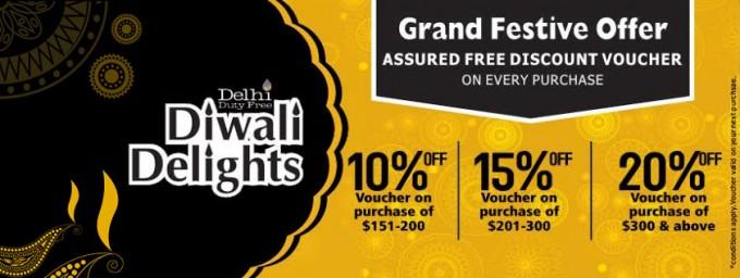 Delhi Duty Free launches Diwali Delights