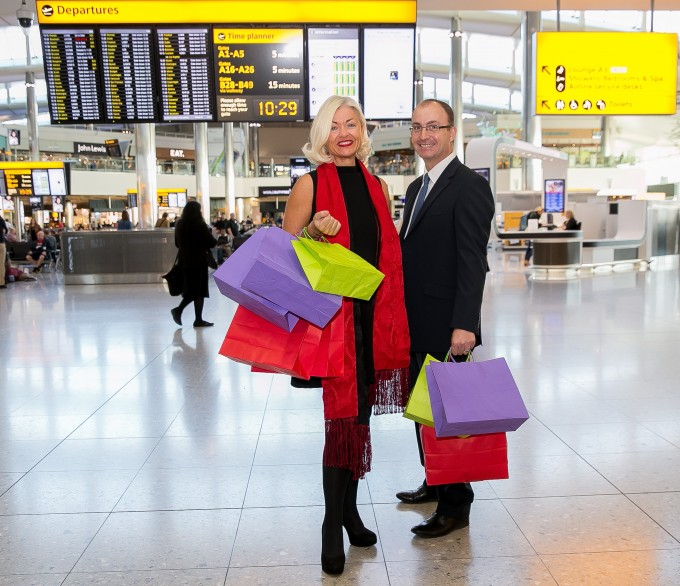 Heathrow Airport aims to take retail service to new highs