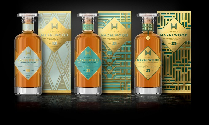 House of Hazelwood whisky launched by William Grant & Sons