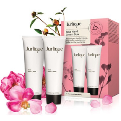 EXCLUSIVE: Jurlique Hand Cream Duo at Aelia NZ duty free
