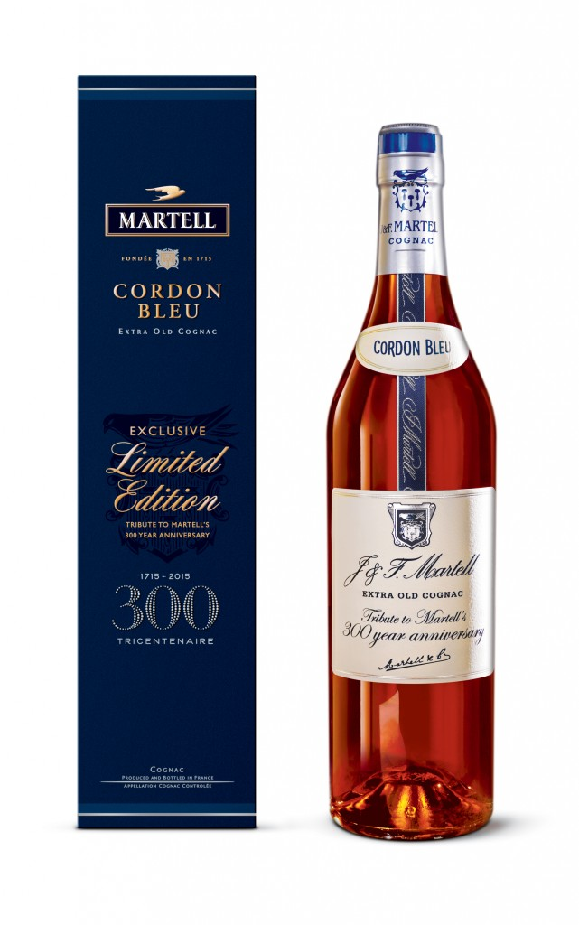 Martell Cordon Bleu Limited Exclusive Edition packshot