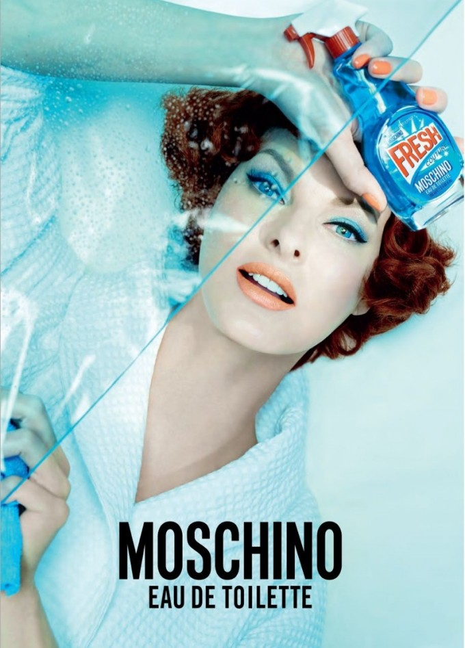 FRESH! Moschino unveils new Couture fragrance