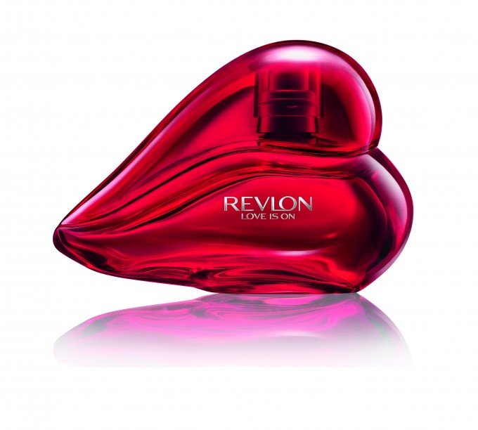 Revlon declares Love is On with new fragrance