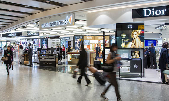 Why Heathrow T5 is your new free beauty treat