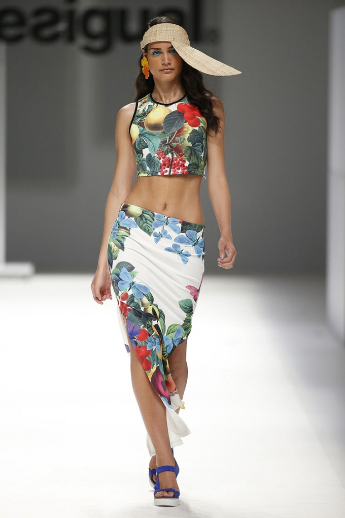 Desigual goes back to its Barcelona roots