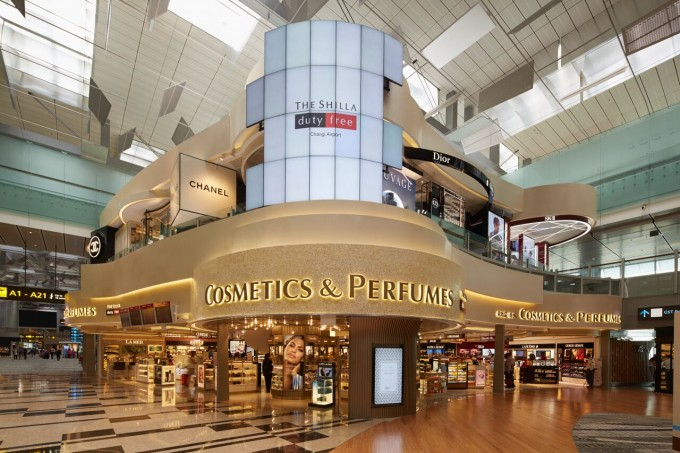 Shilla unveils world's first duty free beauty spa concept at Singapore Changi