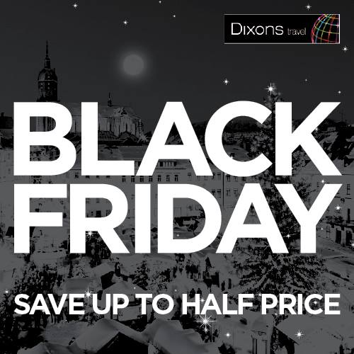 SAVE: Up to 50% at Dixons Travel, Dublin Airport