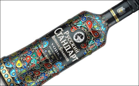 Russian Standard launches duty-free exclusive Cloisonné Edition