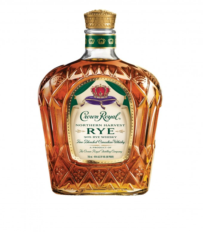 Crown Royal Northern Harvest Rye is the 2016 World Whisky of the Year