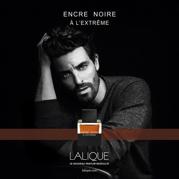 First Look: Lalique Encre Noire à l'Extrême