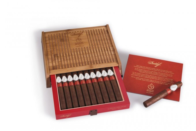 Davidoff reveals exclusive Year of the Monkey cigar & accessories