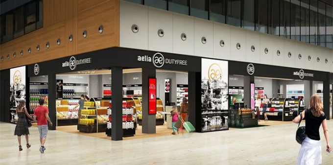 Luxembourg airport opens new Aelia Duty Free shops