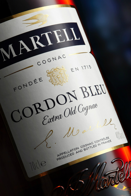 Martell Cordon Bleu gets design refresh