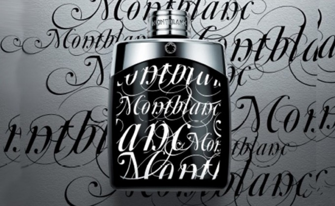 Inspired by calligraphy, Montblanc Legend fragrance gets a makeover