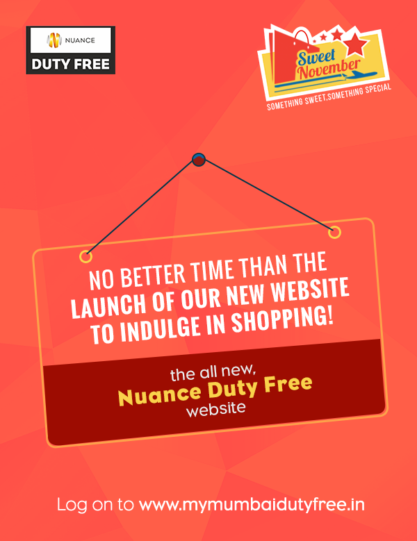 Mumbai Duty Free unveils new website; Diwali offers